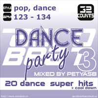 Музыка для шейпинга - Aerobeat Dance Party 3