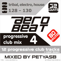 Aerobeat Progressive Club Mix 4