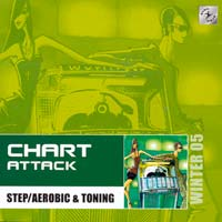 Музыка для степ-аэробики Move Ya! - Chart Attack Step Aerobic & Toning Winter 05